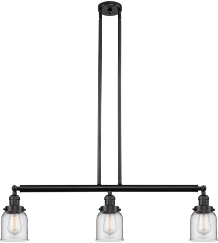 Oil Rubbed Bronze Glass Island Lights