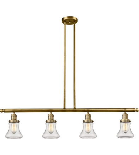 Cast Brass Bellmont Island Lights