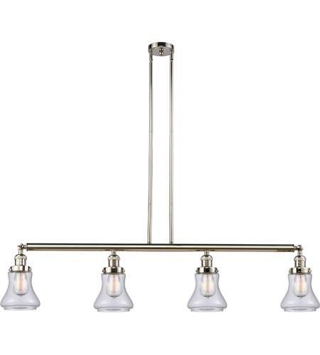 Polished Nickel Cast Brass Island Lights