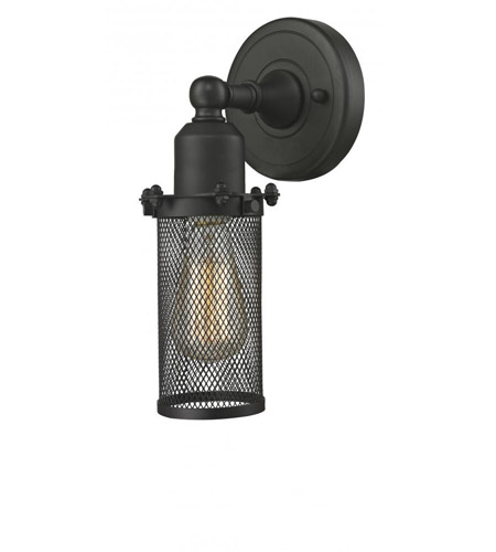 Innovations Lighting 220-OB-LED Quincy Hall LED 5 inch Oil Rubbed Bronze Sconce Wall Light photo