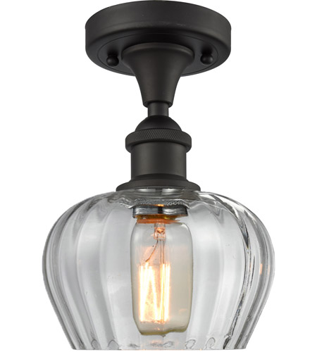 Innovations Lighting Fenton Semi-Flush Mounts