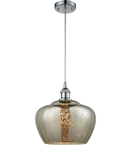 Innovations Lighting Polished Chrome Fenton Pendants