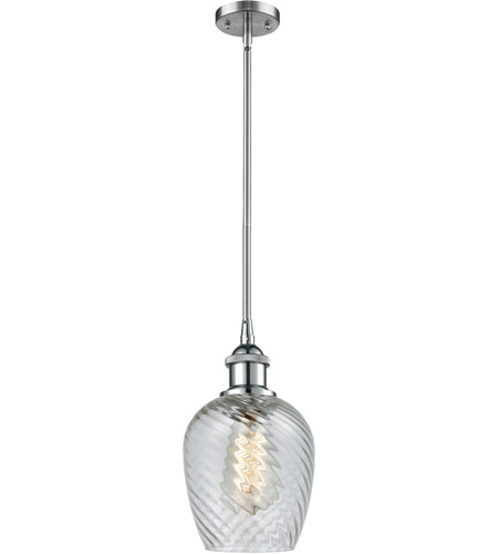 Innovations Lighting 516-1S-PC-G292 Salina 1 Light 5 inch Polished Chrome Pendant Ceiling Light photo thumbnail