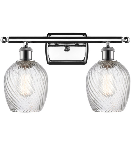Cast Brass Salina Bathroom Vanity Lights