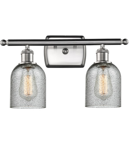 Glass Caledonia Bathroom Vanity Lights