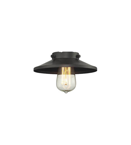 Innovations Lighting M5 Railroad Oiled Rubbed Bronze 8 inch Metal Shade photo