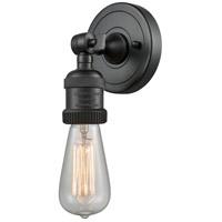 Innovations Lighting 202ADA-OB-LED Bare Bulb LED 5 inch Oil Rubbed Bronze ADA Sconce Wall Light Franklin Restoration