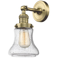 Innovations Lighting 203-AB-G194-LED Bellmont LED 7 inch Antique Brass Sconce Wall Light