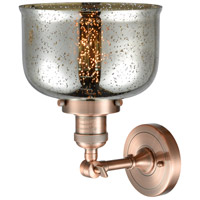 Innovations Lighting 203-AC-G78 Large Bell 1 Light 8 inch Antique Copper Sconce Wall Light alternative photo thumbnail
