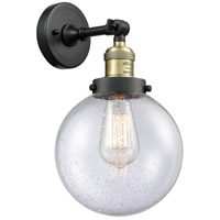 Glass Large Beacon Wall Sconces