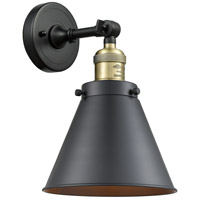 Black Antique Brass Appalachian Wall Sconces