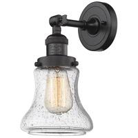 Innovations Lighting 203-OB-G194-LED Bellmont LED 7 inch Oil Rubbed Bronze Sconce Wall Light Franklin Restoration