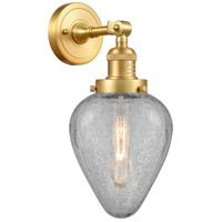 Satin Gold Geneseo Wall Sconces