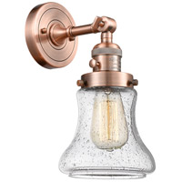 Innovations Lighting 203SW-AC-G194 Bellmont 1 Light 7 inch Antique Copper Wall Sconce Wall Light
