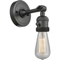 Innovations Lighting 203SWNH-OB Bare Bulb 1 Light 5 inch Oil Rubbed Bronze Sconce Wall Light Franklin Restoration