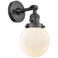 Beacon LED 6 inch Oil Rubbed Bronze Wall Sconce Wall Light