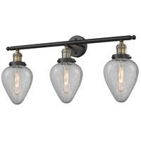 Innovations Lighting 205-BAB-G165-LED Geneseo LED 32 inch Black Antique Brass Bath Vanity Light Wall Light Franklin Restoration