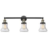 Innovations Lighting 205-BAB-S-G194-LED Bellmont LED 30 inch Black Antique Brass Bathroom Fixture Wall Light Adjustable