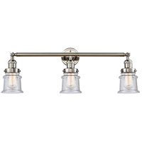 Steel Small Canton Bathroom Vanity Lights