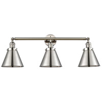 Polished Nickel Appalachian Wall Sconces