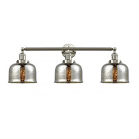 Steel Large Bell Bathroom Vanity Lights