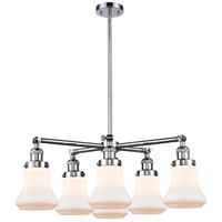 Innovations Lighting 207-6CR-PC-G191 Bellmont 6 Light 30 inch Polished Chrome Chandelier Ceiling Light Franklin Restoration