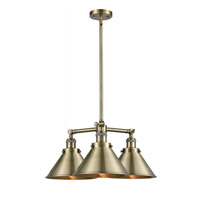 Antique Brass Briarcliff Chandeliers