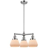 Innovations Lighting 207-PC-G171-LED Fulton LED 22 inch Polished Chrome Chandelier Ceiling Light