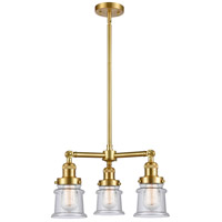 Innovations Lighting Small Canton Chandeliers