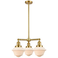 Steel Small Oxford Chandeliers