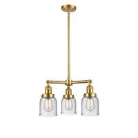 Steel Small Bell Chandeliers