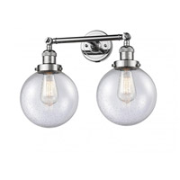 Steel Large Beacon Bathroom Vanity Lights