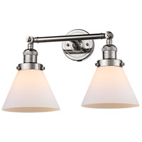 Large Cone Bathroom Vanity Lights