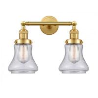 Innovations Lighting 208-SG-G194-LED Bellmont LED 17 inch Satin Gold Bath Vanity Light Wall Light