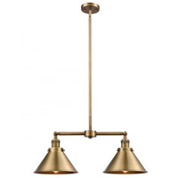 Cast Brass Briarcliff Island Lights