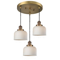 Innovations Lighting Steel Large Bell Pendants