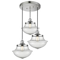 Innovations Lighting Steel Large Oxford Pendants