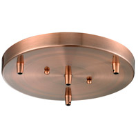 Innovations Lighting 211-AC Signature Antique Copper Pan