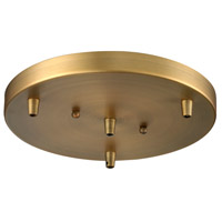 Innovations Lighting 211-BB Signature Brushed Brass Pan