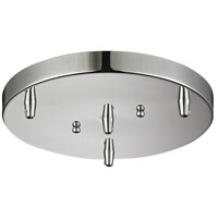 Innovations Lighting 211-PN Signature Polished Nickel Pan