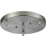 Innovations Lighting 211-SN Signature Brushed Satin Nickel Pan