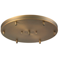 Innovations Lighting 212-BB Signature Brushed Brass Pan
