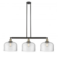 Cast Brass X-Large Bell Island Lights