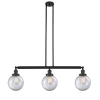 Matte Black Beacon Island Lights