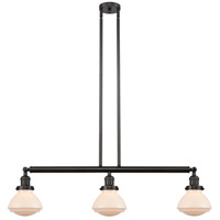 Oil Rubbed Bronze Olean Island Lights