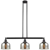 Innovations Lighting 213-OB-S-G78-LED Large Bell LED 41 inch Oil Rubbed Bronze Island Light Ceiling Light Franklin Restoration