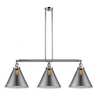 Polished Chrome X-Large Cone Island Lights