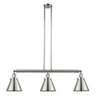 Polished Nickel Appalachian Island Lights