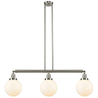 Satin Nickel Beacon Island Lights