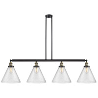 Steel X-Large Cone Island Lights